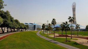 حدائق في قطر