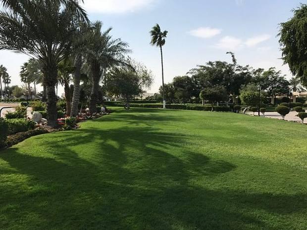 حدائق ومنتزهات قطر