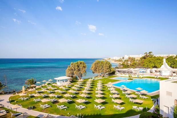 فندق السلطان الحمامات تونس
