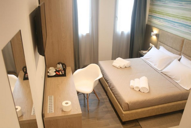 غرفة في احد افضل فنادق في السنغال