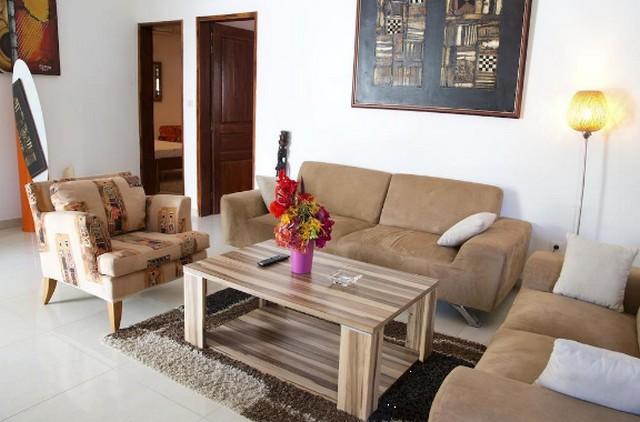 شقق فندقية و فنادق السنغال