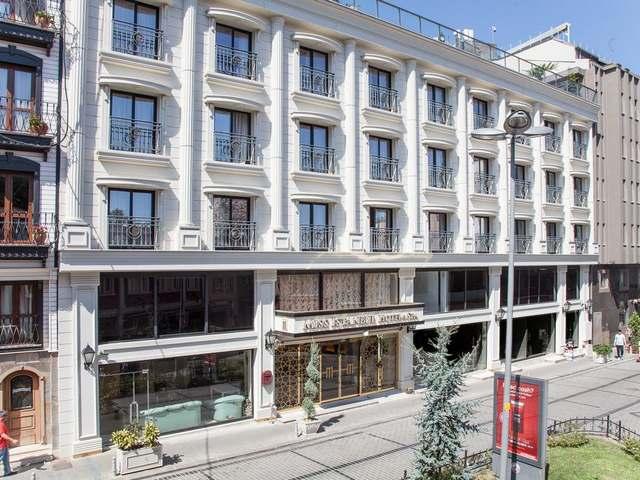 فنادق في منطقة سيركجي إسطنبول