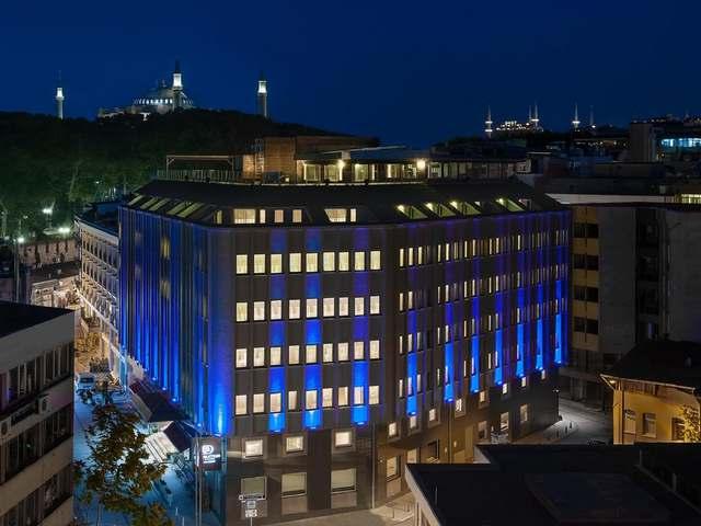 افضل فنادق في سيركجي اسطنبول