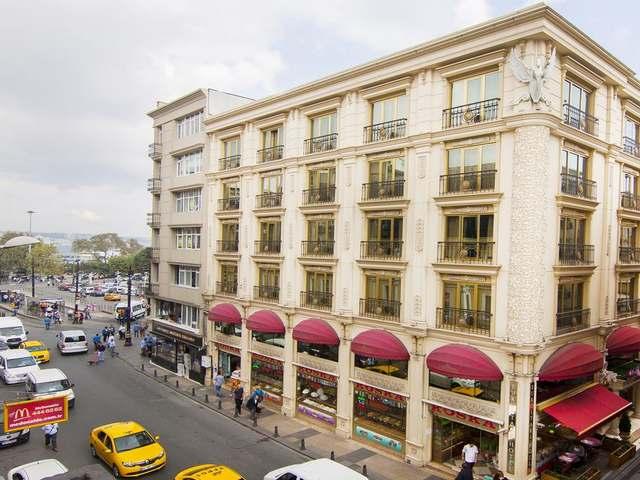 فنادق في منطقة سيركجي اسطنبول