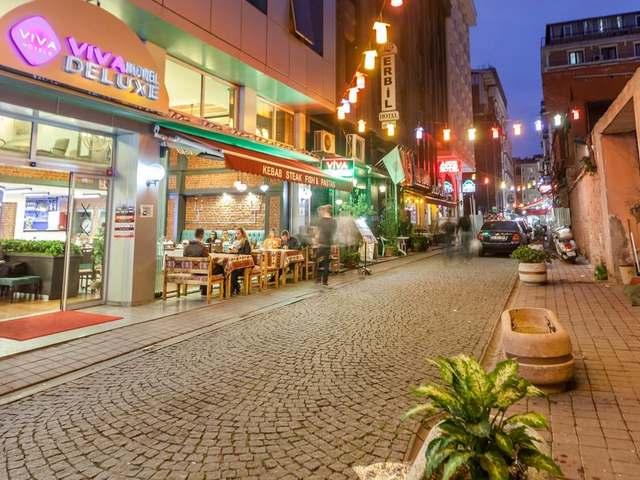فنادق في سيركجي في اسطنبول