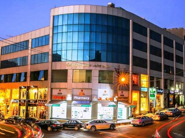 فنادق عمان الصويفية الاردن