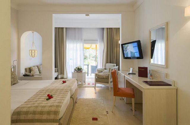 مميزات فندق سندباد الحمامات تونس