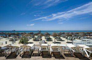 صور لغرف فندق سندباد الحمامات تونس