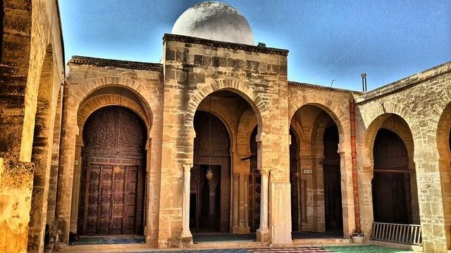 المدينة العتيقة صفاقس تونس