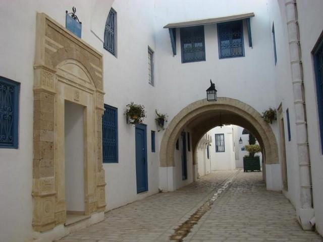 المدينة العتيقة بتونس العاصمة