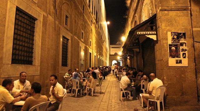 المدينة العتيقة في تونس العاصمة