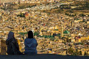 المدينة القديمة فاس المغرب