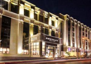 فندق حرير عمان