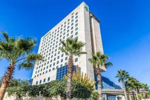 فندق هوليدي ان عمان بالاردن