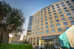 فندق الكمبنسكي عمان الاردنية