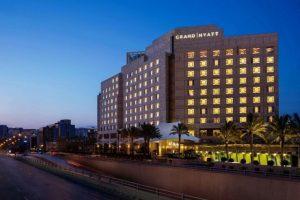 فندق جراند حياة عمان بالاردن