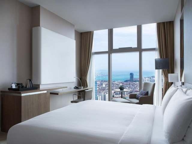 فندق ماريوت اسطنبول
