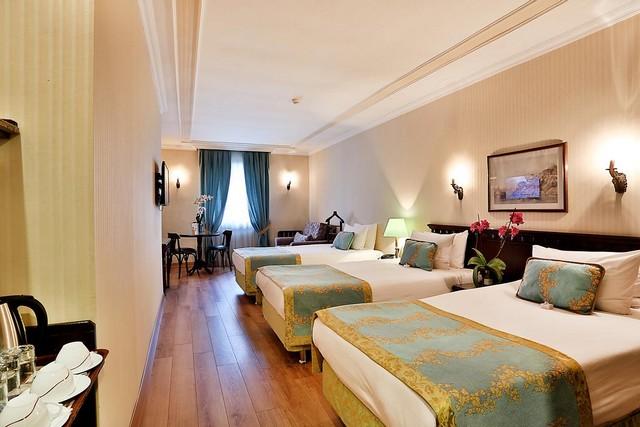 افضل فنادق اسطنبول لالالي 4 نجوم