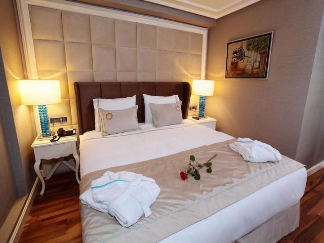 فنادق في لالالي اسطنبول تركيا