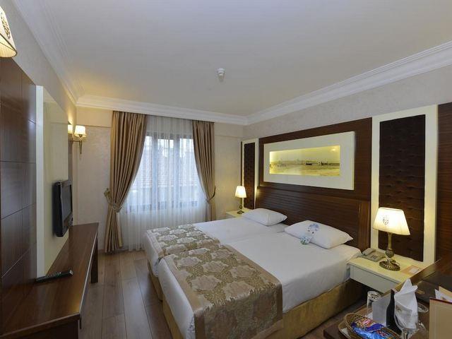 اهم فنادق في لالالي اسطنبول