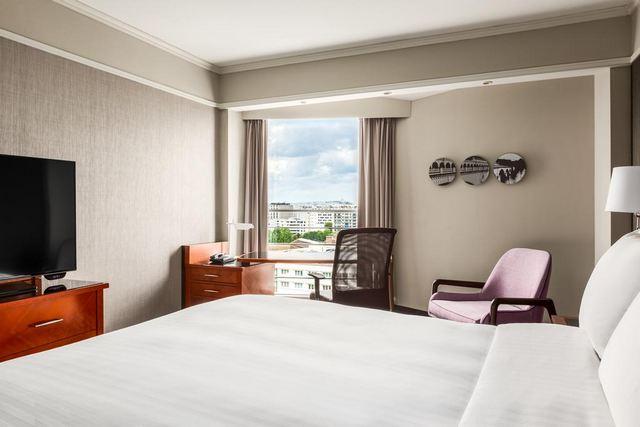 تتمتع جميع فنادق ماريوت باريس بمواقع حيوية بباريس