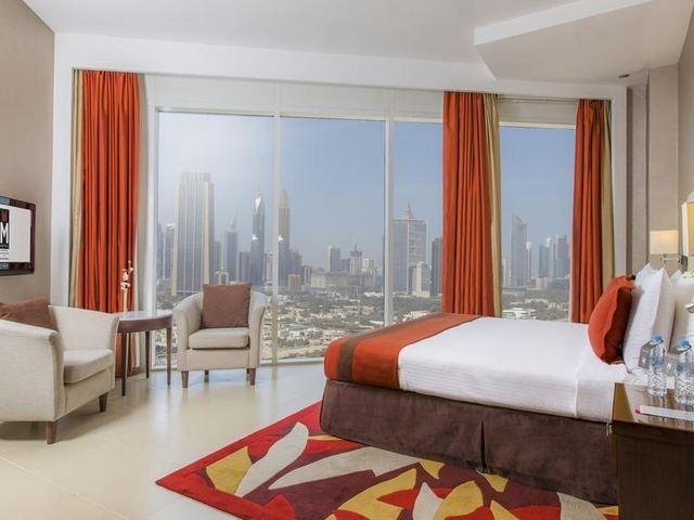 أجمل فنادق قريبة من دبي مول