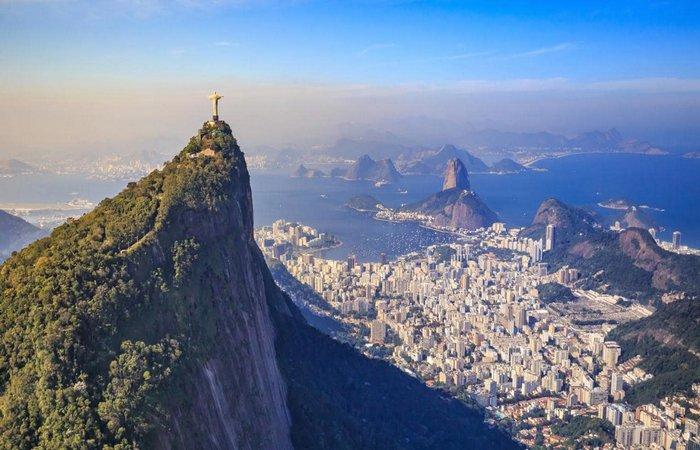 اين تقع ريو دي جانيرو