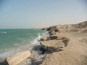 شاطئ الغارية في قطر