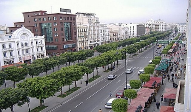 شارع الحبيب بورقيبة بتونس