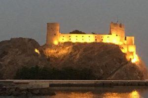 قلعة الجلالي مسقط