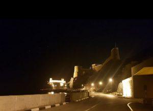 قلعة الميراني مسقط