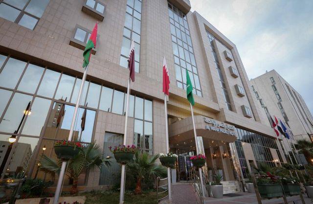 فندق الواحة الرياض بالسعودية
