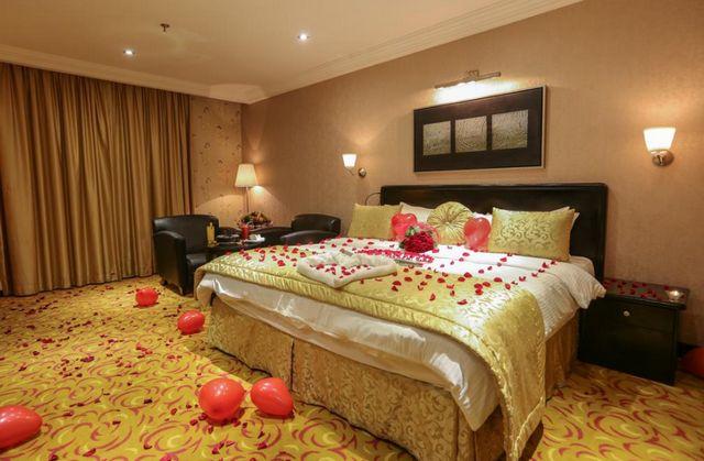 فندق الواحة الرياض السعودية