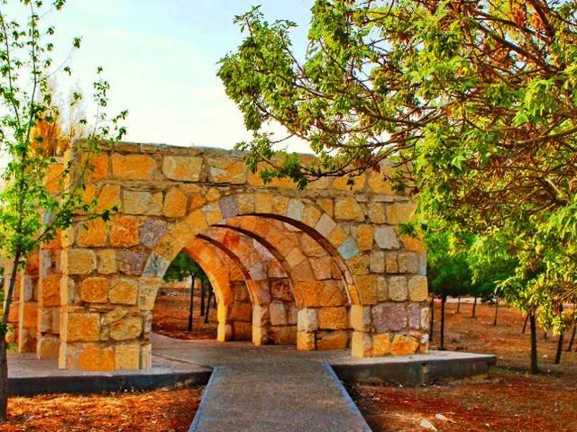 منتزهات في عمان