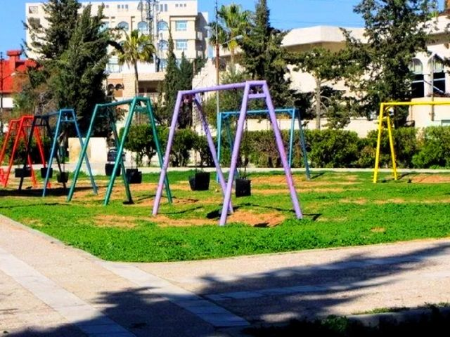 حدائق عمان الاردن
