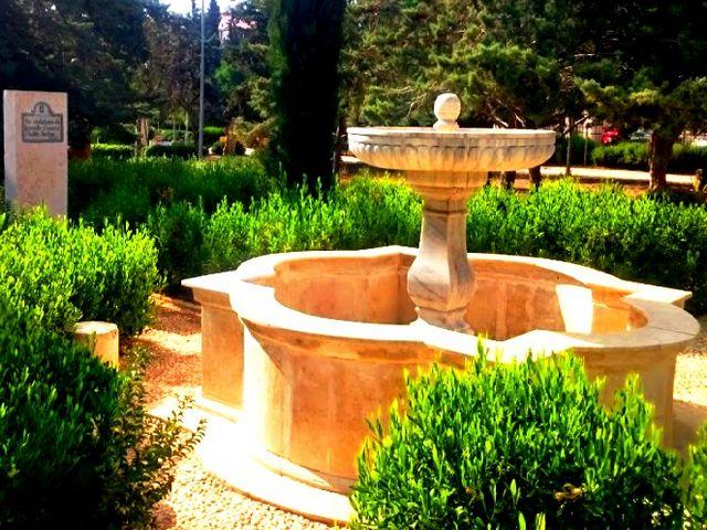حدائق في الاردن عمان