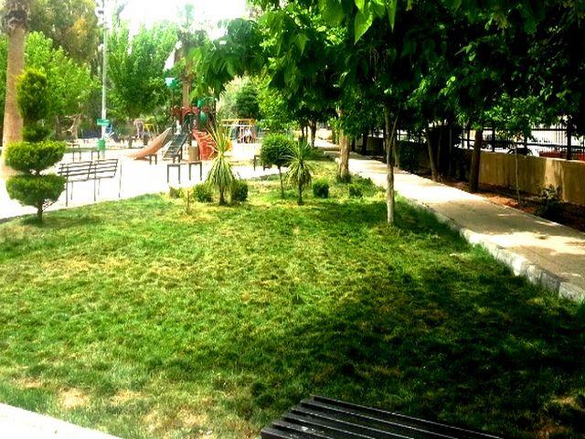 حدائق في عمان الاردن