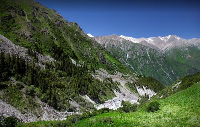 بيشكك دولة قرغيزستان