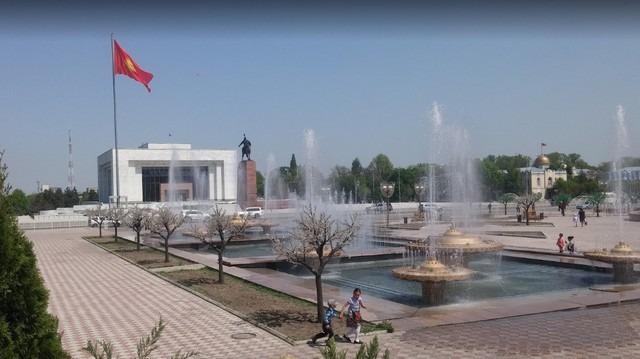 بيشكك قرغيزستان