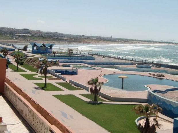 شوارع الدار البيضاء