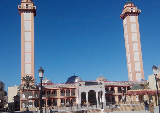 مدينة الجلفة في الجزائر