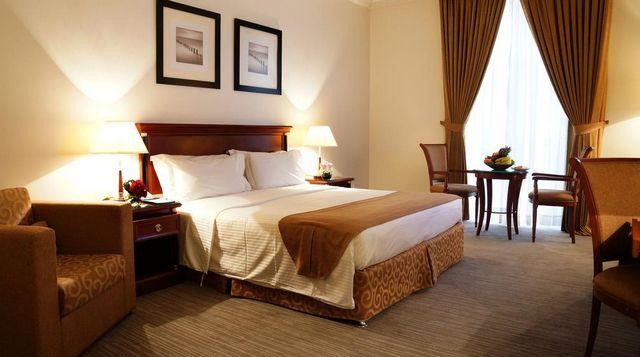 حجز في فندق التنفيذيين العليا الرياض