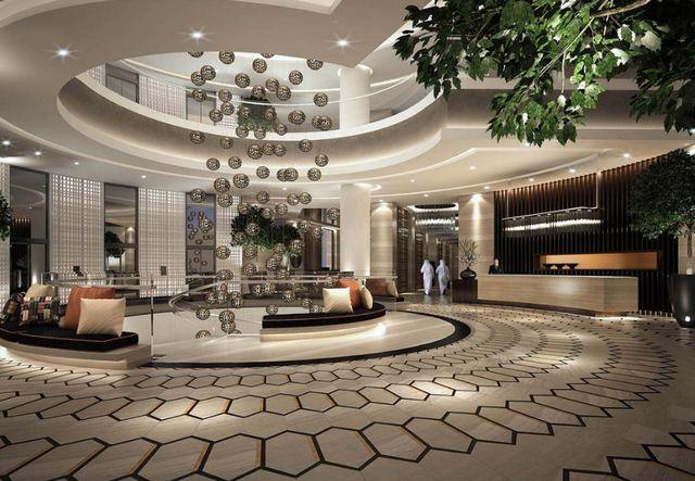 فندق فيرمونت الرياض السعودية