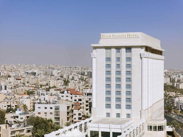 فندق الفورسيزون عمان