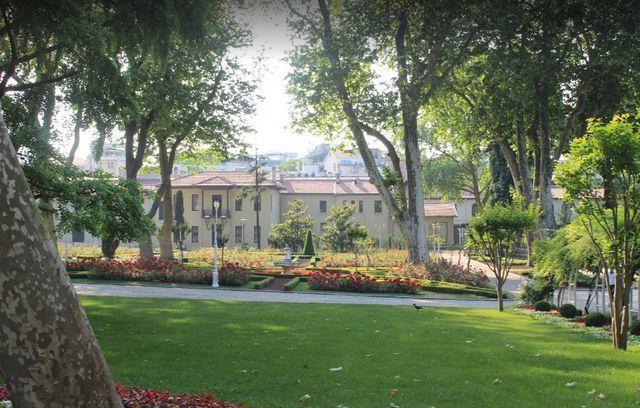حديقة جولهانه اسطنبول
