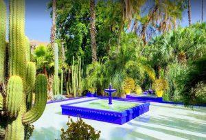 افضل حدائق مراكش بالمغرب