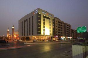 فندق جراند بلازا الرياض الضباب