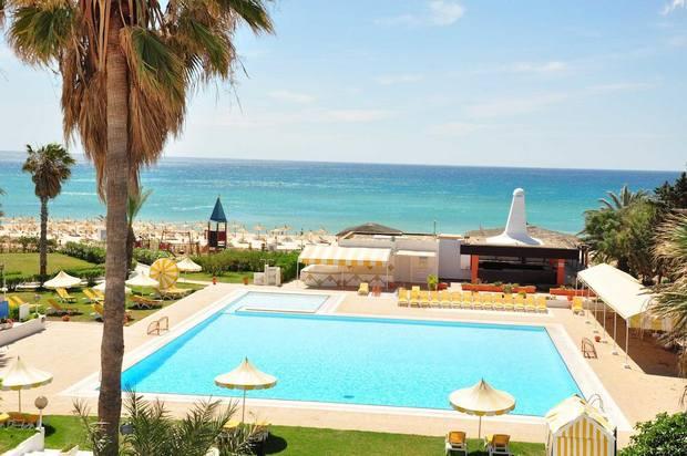 فنادق 3 نجوم بالحمامات تونس