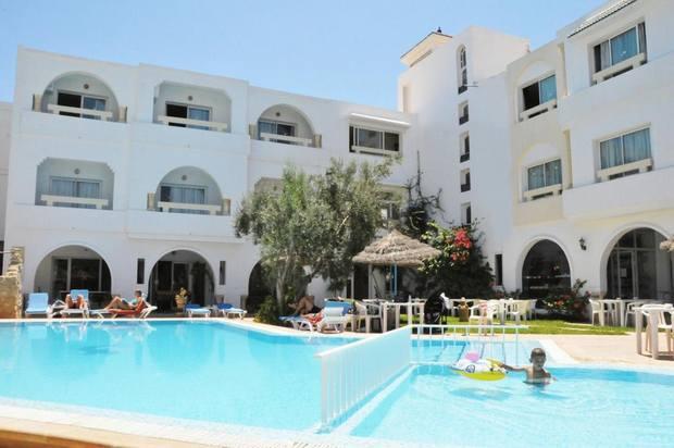 3 نجوم الحمامات تونس