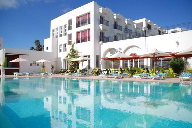 فنادق ثلاثة نجوم الحمامات تونس